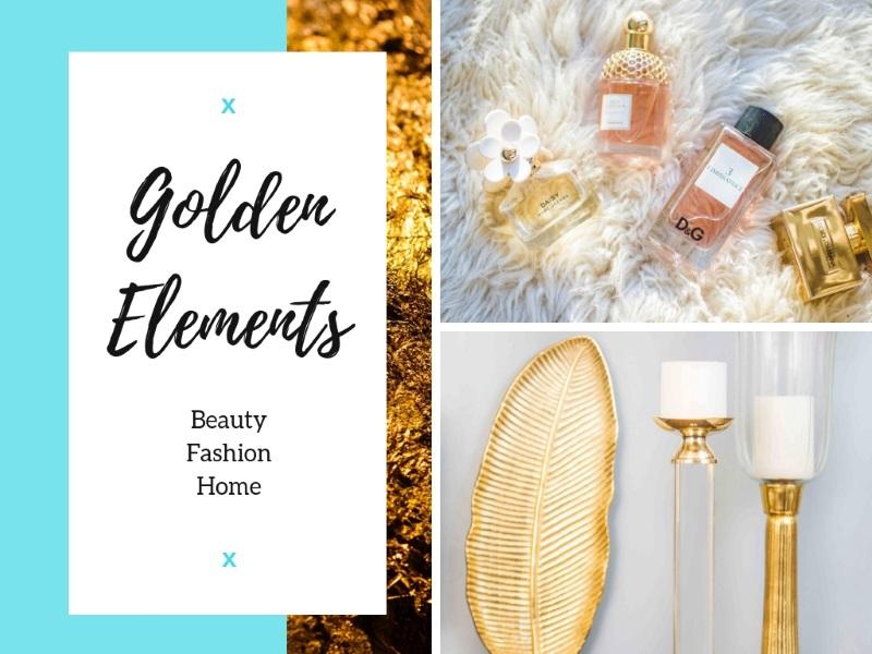 Golden Elements – Gold, die Farbe für Wärme und Behaglichkeit