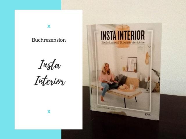 Buchkrititk: Insta Interior – einfach, schnell & kreativ einrichten
