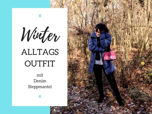 Mein Pre-Winter Outfit! Alltagslook für kalte Tage!