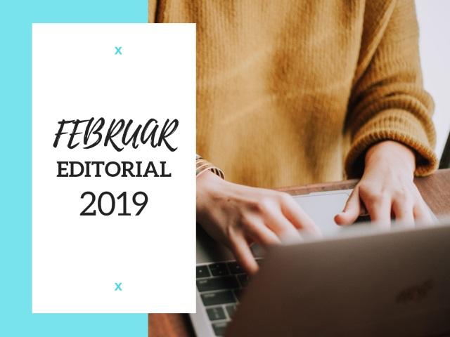 FEBRUAR Editorial 2019