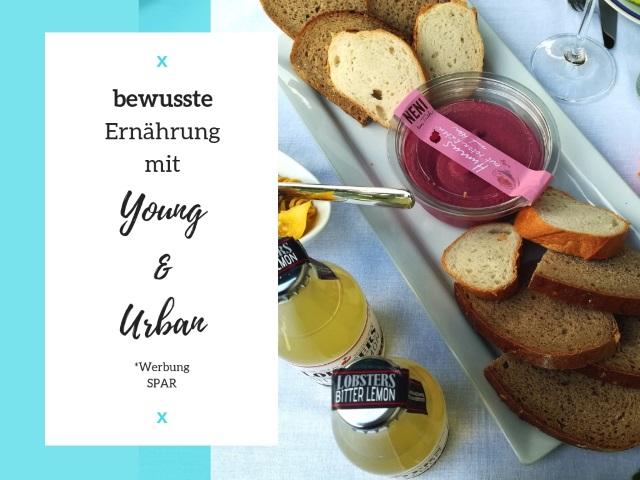 Bewusste Ernährung mit Young & Urban by Spar