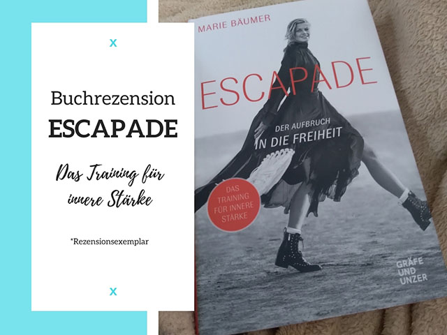 Buchrezension: ESCAPADE