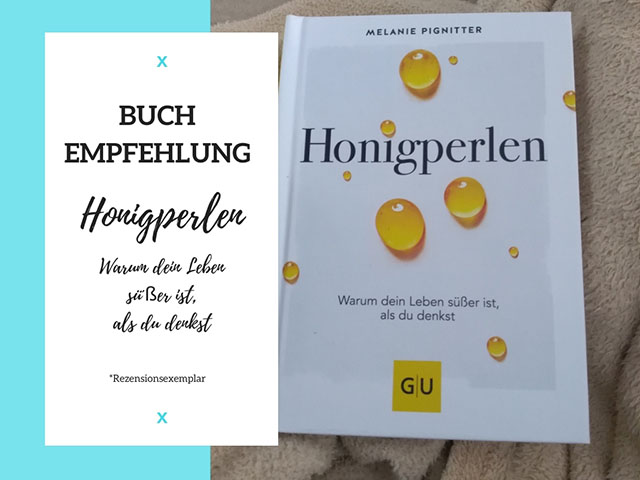 Buchempfehlung: HONIGPERLEN