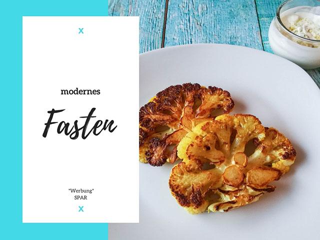 Modernes Fasten: 3 köstliche Rezepte inkl. Einkaufsliste