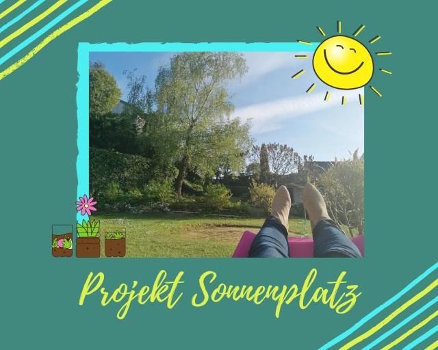 Garten Update: Sonnenplatz