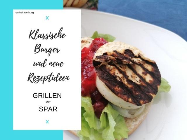 Klassische Burger und neue Rezeptideen – Grillen mit SPAR