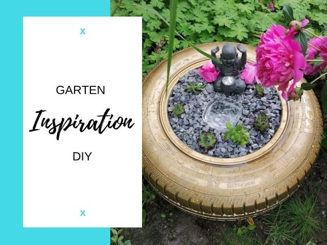 Garten Inspiration – DIY