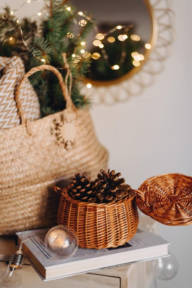 Home Decor für die Vorweihnachtszeit