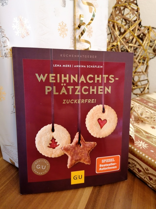 Zuckerfreie Weihnachtsplätzchen und FIT mit ZUCKER