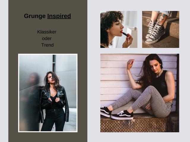 Grunge Inspired – Klassiker oder Trend